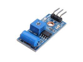 Keyes KY-002 Arduino Shock Sensor Tutorial and
