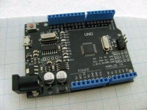 Плата Arduino Uno R3: схема, описание, подключение устройств