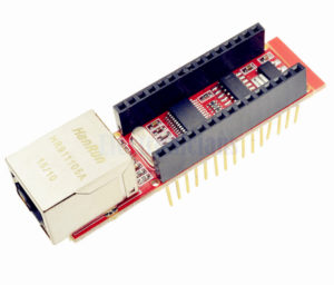 arduino nano ethernet shield