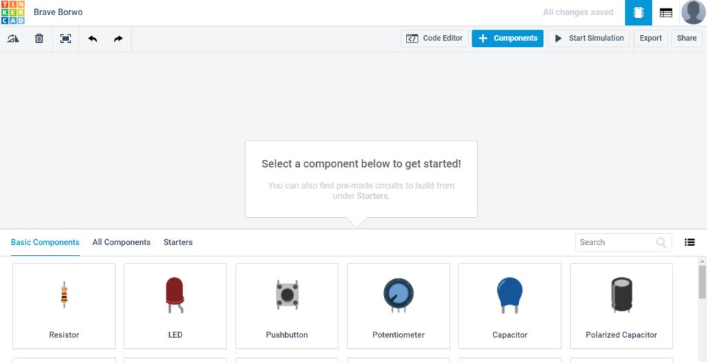 Tinkercad Arduino - лучший онлайн симулятор ардуино на русском