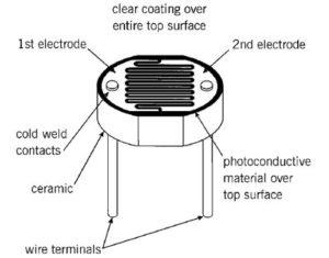 Фоторезистор датчик освещения ардуино
