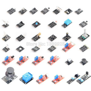 Ardino Sensors Kit 37 in 1