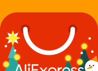 Aliexpress happy new year