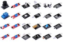 Arduino Sensor kit 37 in one
