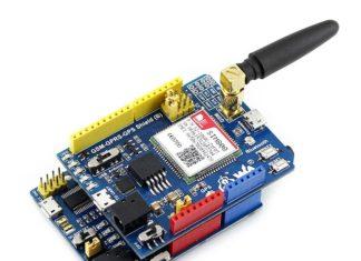 Arduino GSM GPRS