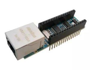 Arduino Nano Ethernet