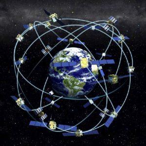 Система спутниковой навигации GPS - принцип, схема, применение