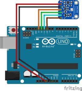 Датчики давления Arduino bmp280, bmp180, bme280