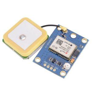 Arduino GPS NEO 6M с антеной