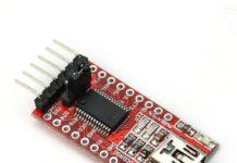 FTDI CH340 UART