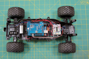 Arduino схема машина робот