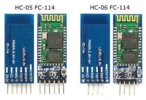 Подключение Arduino Bluetooth модулей HC 05 HC06