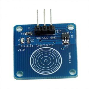 TTP223B Arduino Digital Touch Sensor