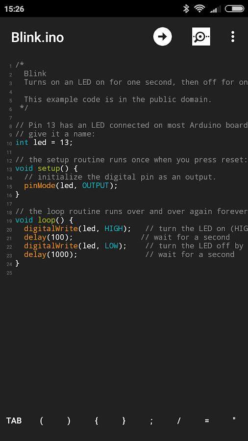 Bluino Loader - Arduino IDE