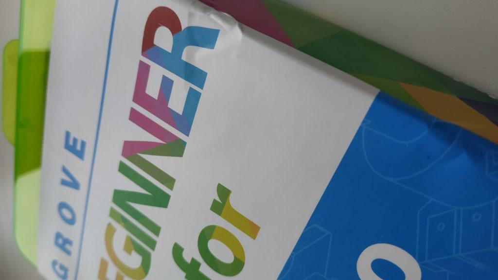 Конструктор для начинающих Seeed Grove Beginner Kit
