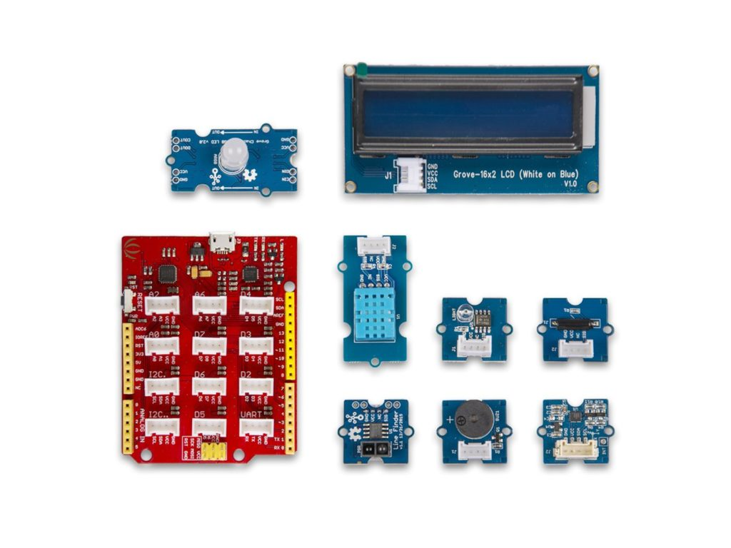 Seeed Grove Begginer Kit For Arduino