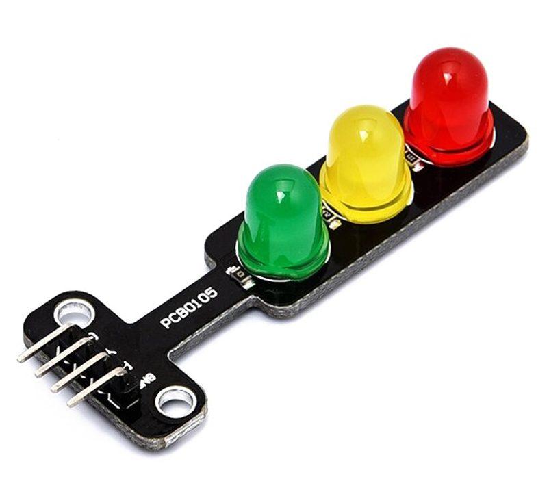 Модуль светофора для Ардуино