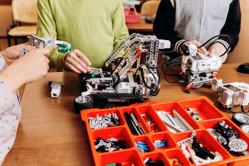 Кружки робототехники Лего